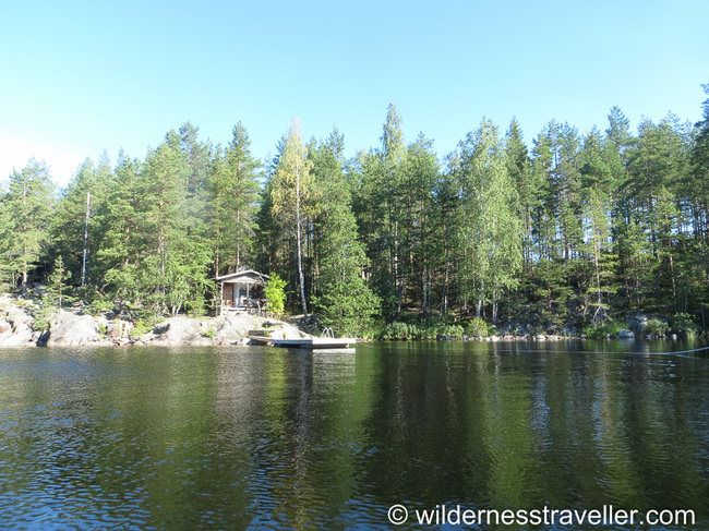 Holiday Cabin by Lake Saimaa