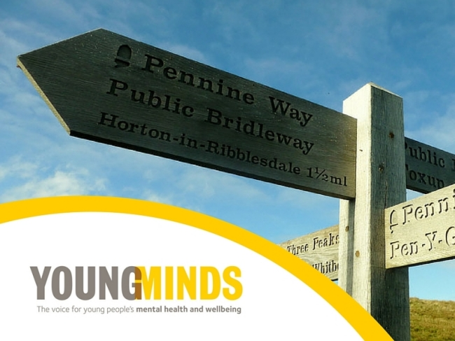 Pennine Way and Young Minds
