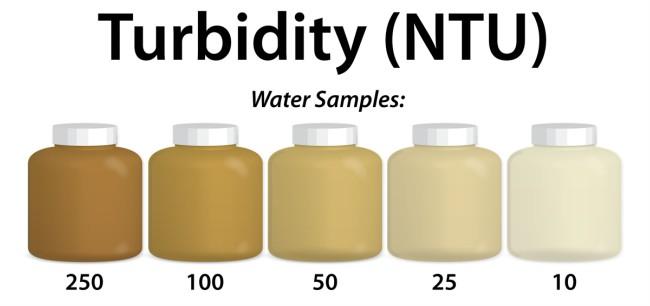 Turbidity Chart