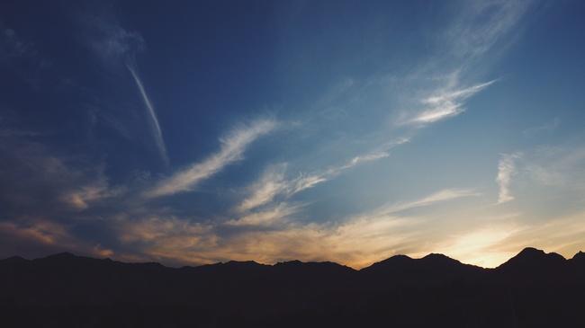 Cirrus Clouds