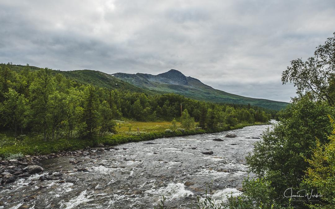 Sweden 2017 - River