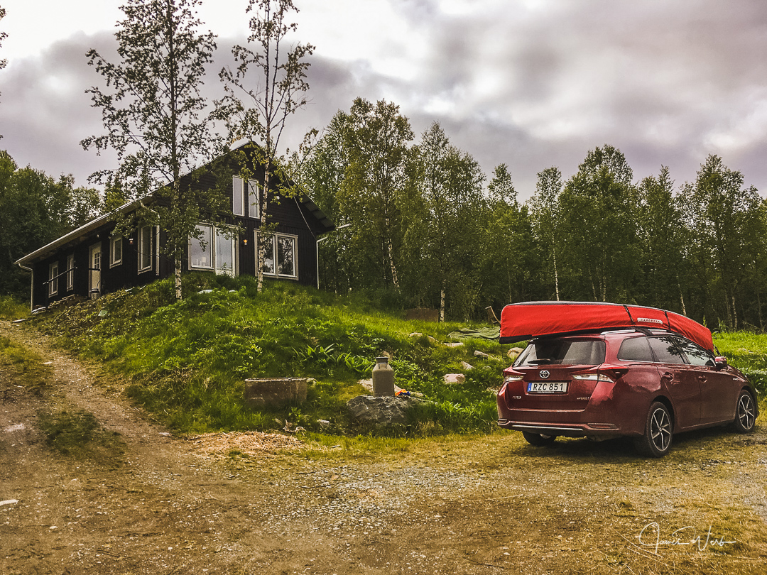 Sweden 2017 - Car and Cabin